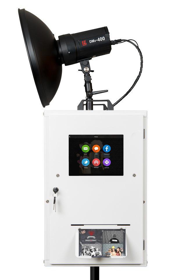 Lichttechnik der Fotobox
